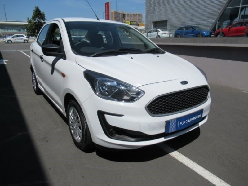 2020 Ford Figo 1.5Ti VCT Ambiente Kwazulu Natal Pinetown_0
