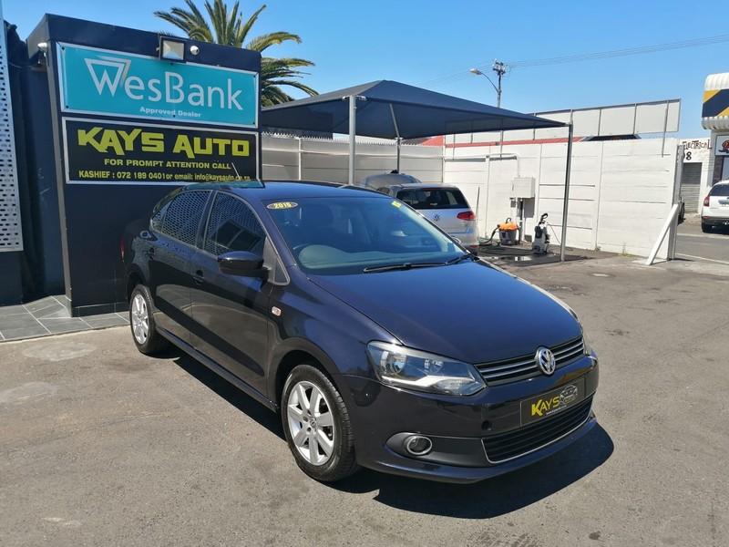 2015 Volkswagen Polo 1.6 Comfortline Tip  Western Cape Athlone_0