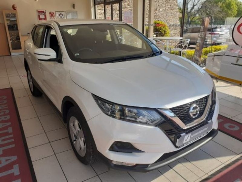 2019 Nissan Qashqai 1.2T Acenta CVT Limpopo Hoedspruit_0