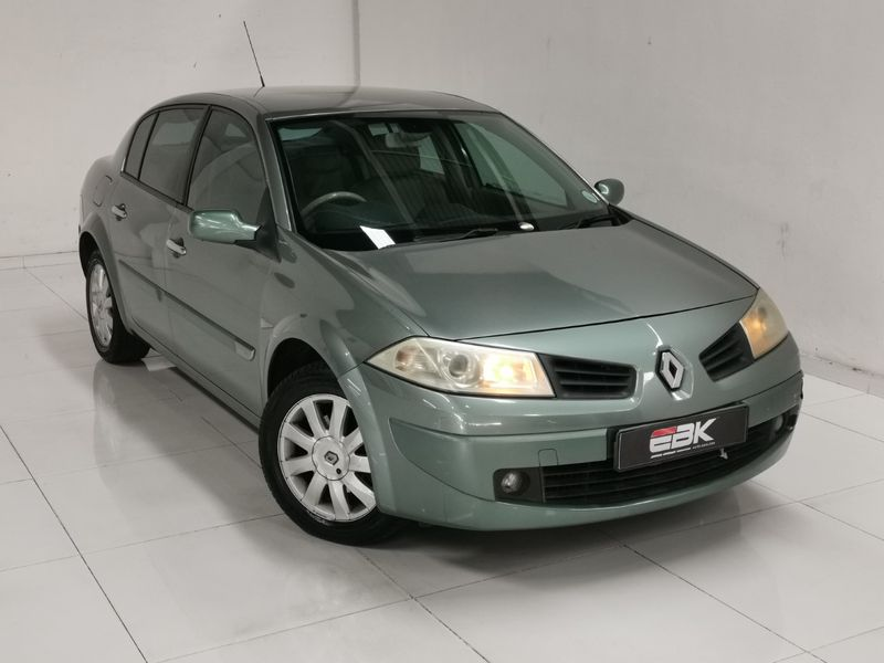 2006 Renault Megane Ii 2.0 Privilege  Gauteng Johannesburg_0