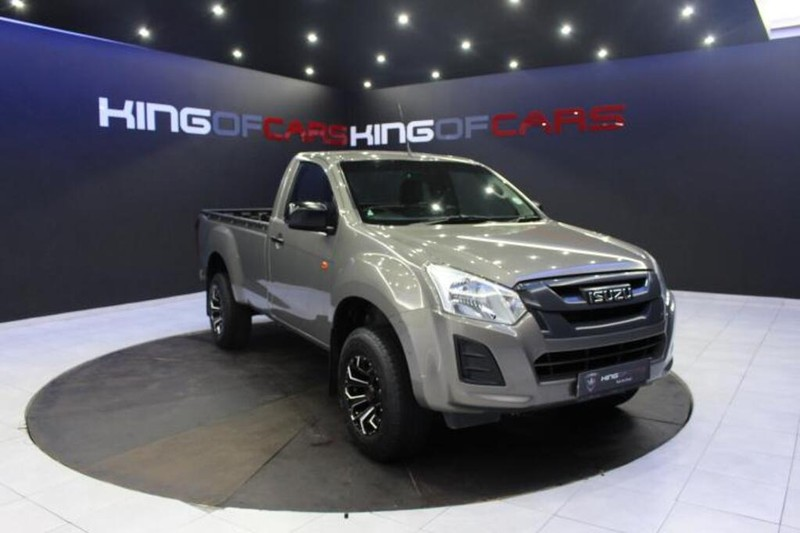 2019 Isuzu D-MAX 250C Fleetside Single Cab Bakkie Gauteng Boksburg_0