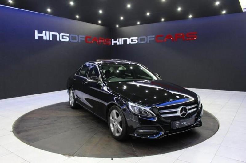 2015 Mercedes-Benz C-Class C220 Bluetec Auto Gauteng Boksburg_0