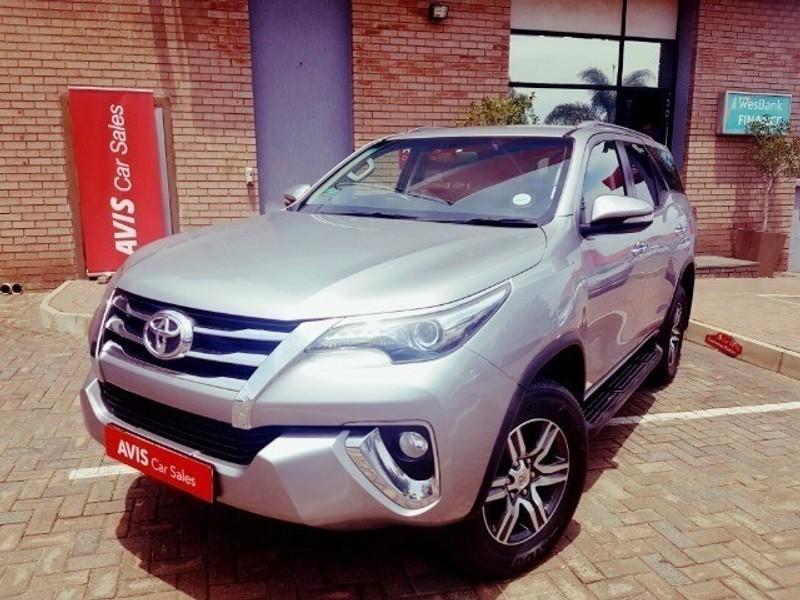 2019 Toyota Fortuner 2.4GD-6 4X4 Auto Gauteng Johannesburg_0