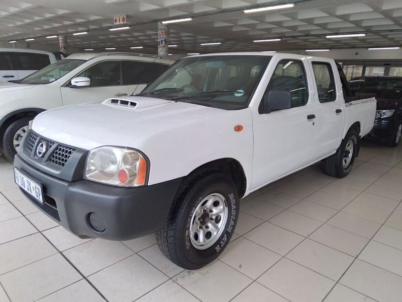 2011 Nissan NP300 Hardbody 2.5 TDI k11k42 Bakkie Double cab Gauteng Pretoria_0