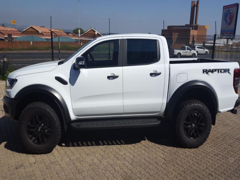 2020 Ford Ranger Raptor 2.0D BI-Turbo 4X4 Auto Double Cab Bakkie Gauteng Johannesburg_0