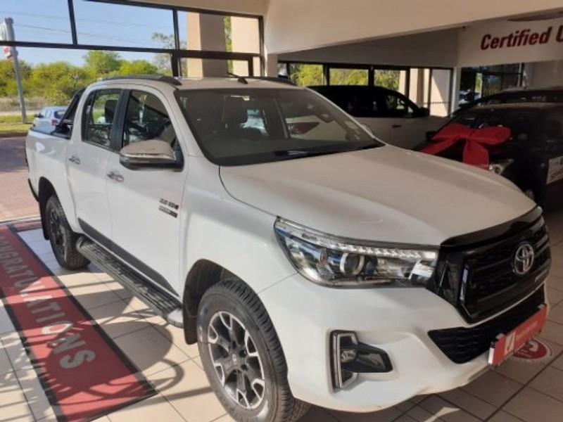 2020 Toyota Hilux 2.8 GD-6 Raider 4X4 Double Cab Bakkie Limpopo Hoedspruit_0