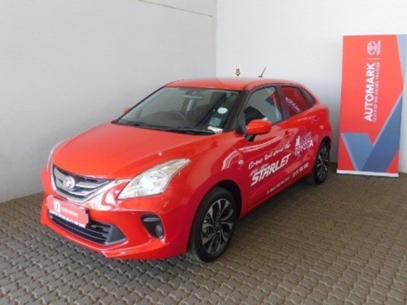 2020 Toyota Starlet 1.4 Xs Auto Gauteng Soweto_0