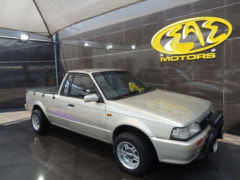 2002 Mazda Rustler 160i Bakkie Single cab Gauteng Vereeniging_0