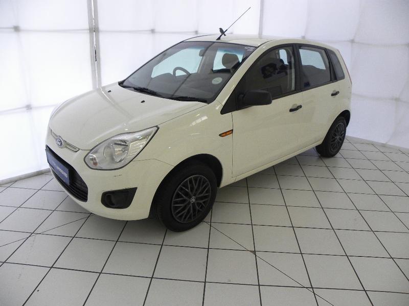 2012 Ford Figo 1.4 Ambiente  Gauteng Springs_0