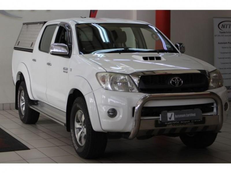 2009 Toyota Hilux 3.0d-4d Raider Rb At Pu Dc  Mpumalanga Barberton_0