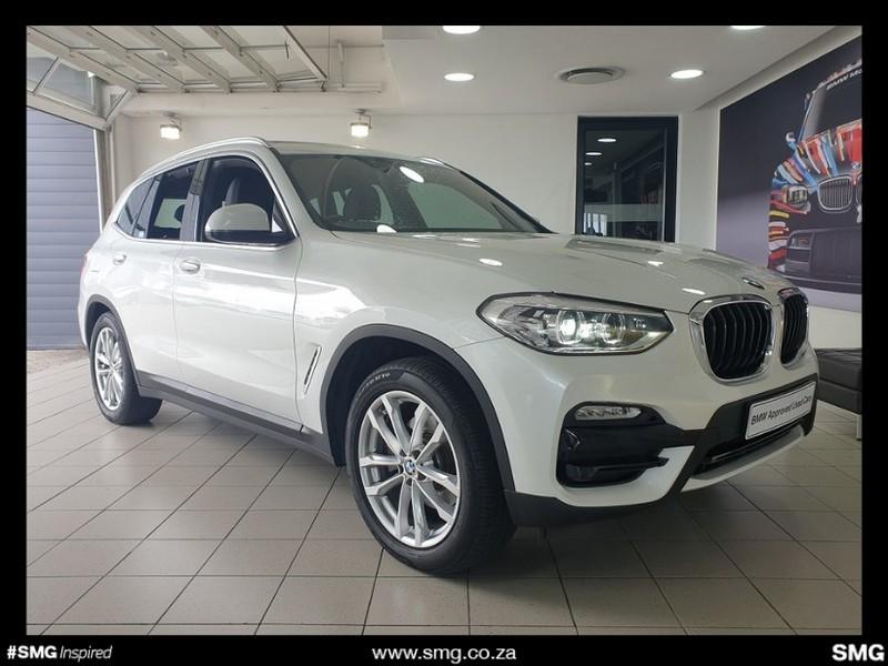 2019 BMW X3 xDRIVE 20d G01 Western Cape Tygervalley_0