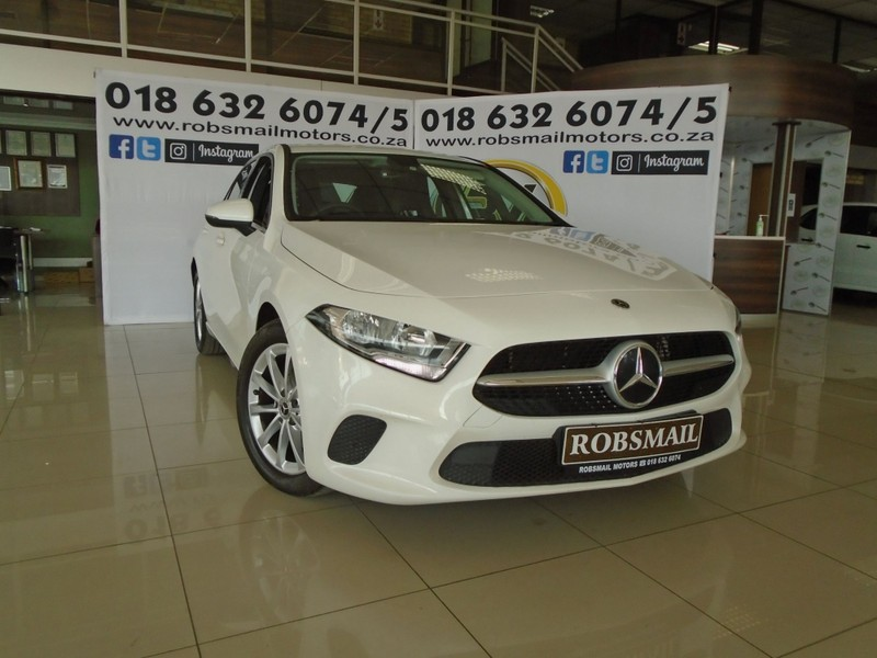 2018 Mercedes-Benz A-Class A 200 Style Auto North West Province Lichtenburg_0