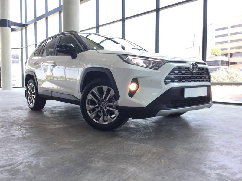2019 Toyota Rav 4 2.0 VX CVT Gauteng Sandton_0
