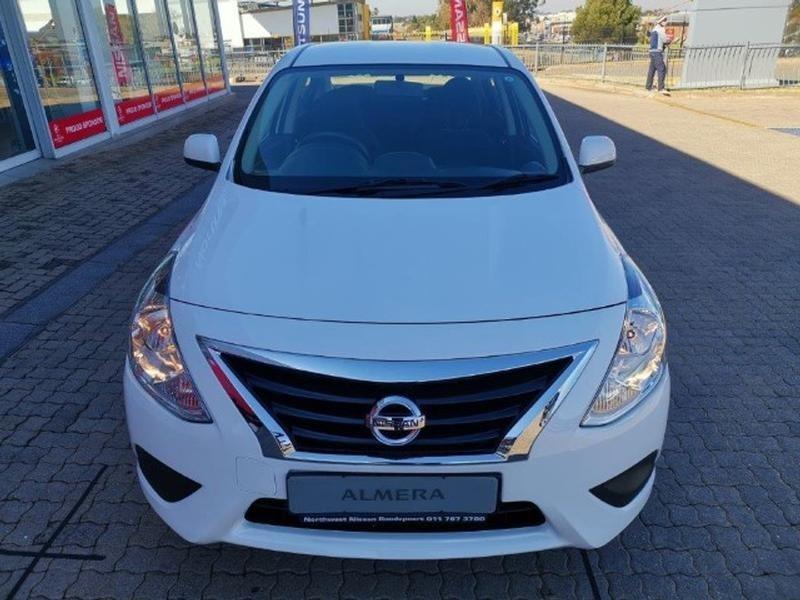 2020 Nissan Almera 1.5 Acenta Gauteng Roodepoort_0