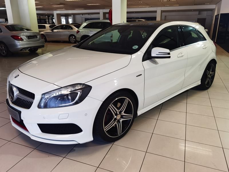 2014 Mercedes-Benz A-Class A 250 Sport At  Western Cape Cape Town_0