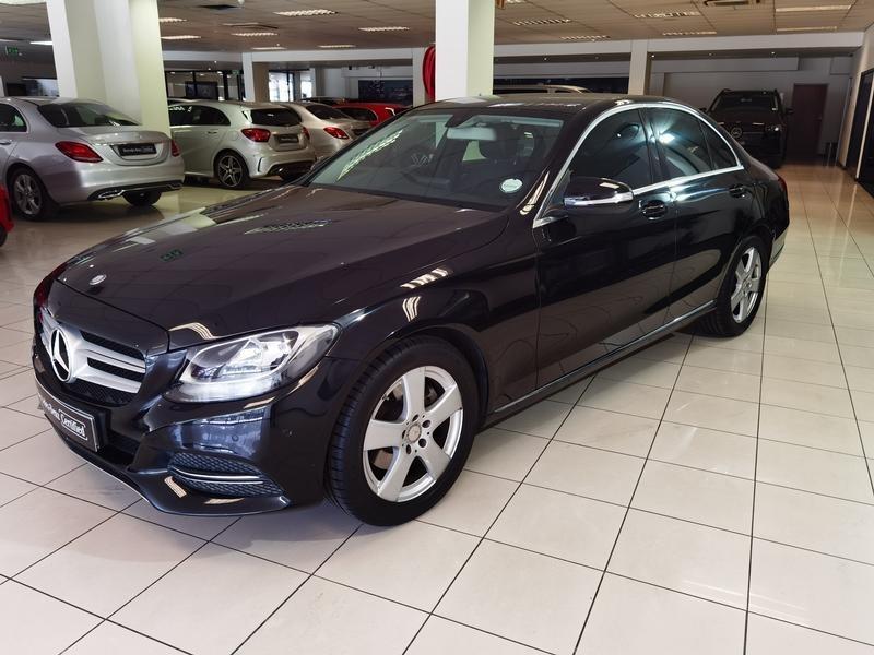 2016 Mercedes-Benz C-Class C220 Bluetec Avantgarde Auto Western Cape Cape Town_0