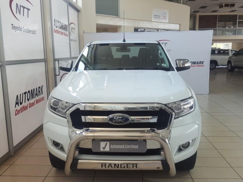 2016 Ford Ranger 3.2TDCi XLT 4X4 Auto Double Cab Bakkie Limpopo Groblersdal_0