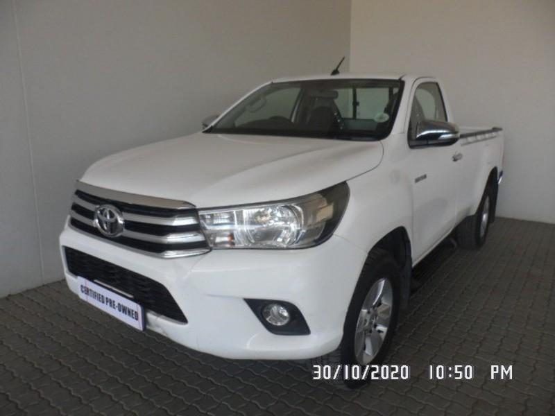 2017 Toyota Hilux 2.8 GD-6 Raider 4x4 Single Cab Bakkie Gauteng Johannesburg_0