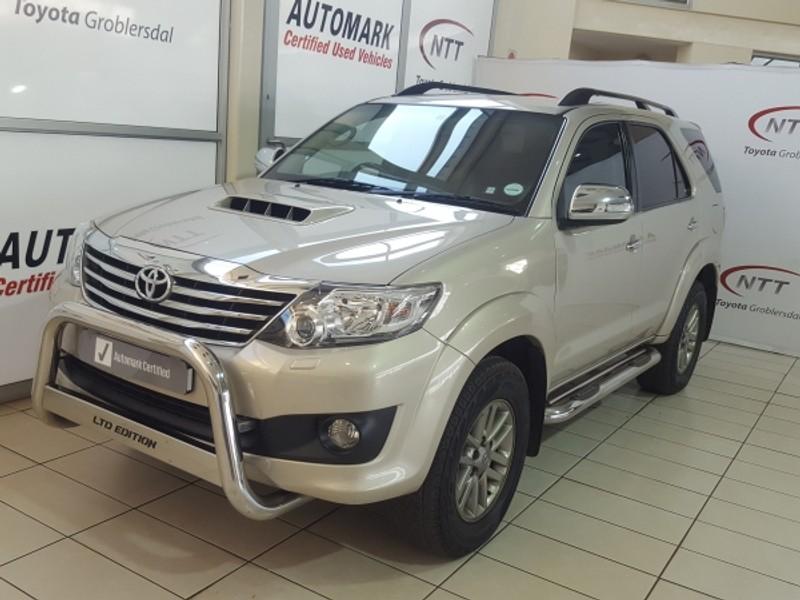 2013 Toyota Fortuner 3.0d-4d 4x4 At  Limpopo Groblersdal_0