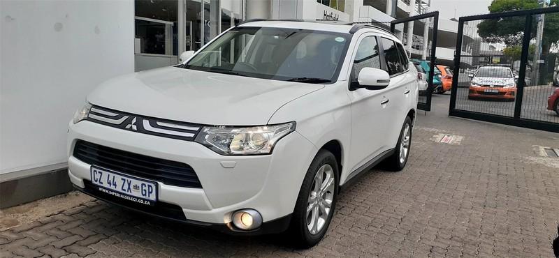 2014 Mitsubishi Outlander 2.4 GLS Exceed Auto Gauteng Randburg_0