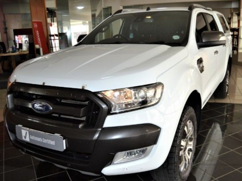 2017 Ford Ranger 3.2TDCi 3.2 WILDTRAK 4X4 Auto Double Cab Bakkie Western Cape Tygervalley_0