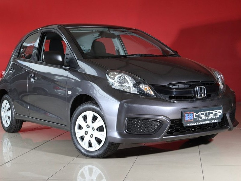 2019 Honda Brio 1.2 Trend 5-Door North West Province Klerksdorp_0