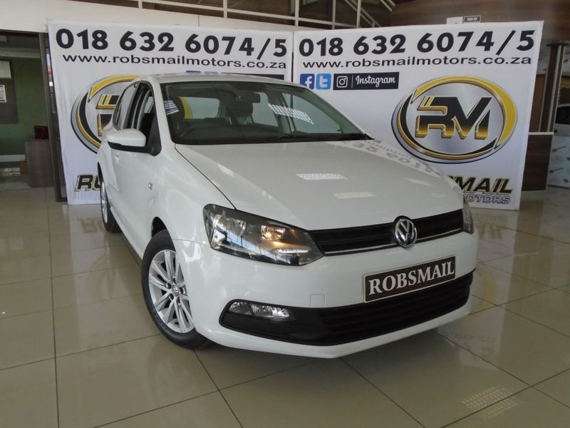 2019 Volkswagen Polo Vivo 1.6 Comfortline TIP 5-Door North West Province Lichtenburg_0
