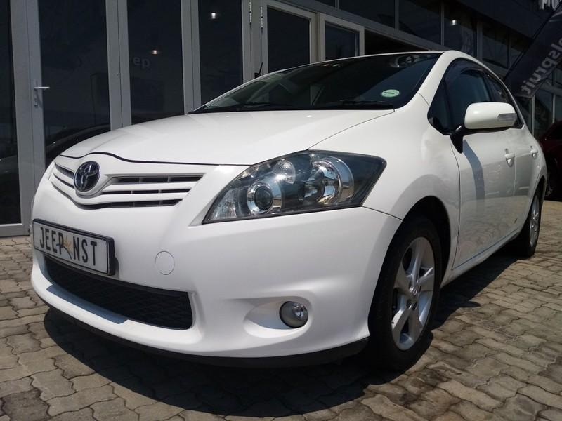 2010 Toyota Auris 1.6 Xs  Mpumalanga Nelspruit_0
