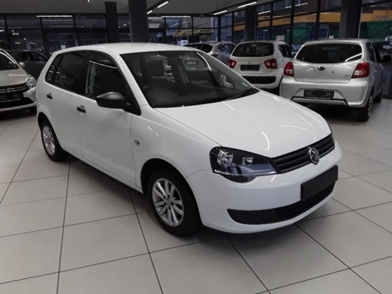 2016 Volkswagen Polo Vivo GP 1.4 Conceptline 5-Door Free State Bloemfontein_0