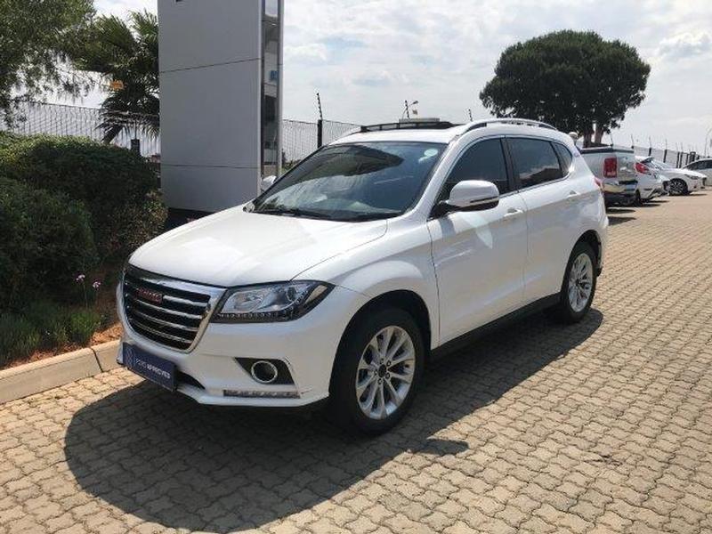 2018 Haval H2 1.5T Luxury Auto Gauteng Johannesburg_0