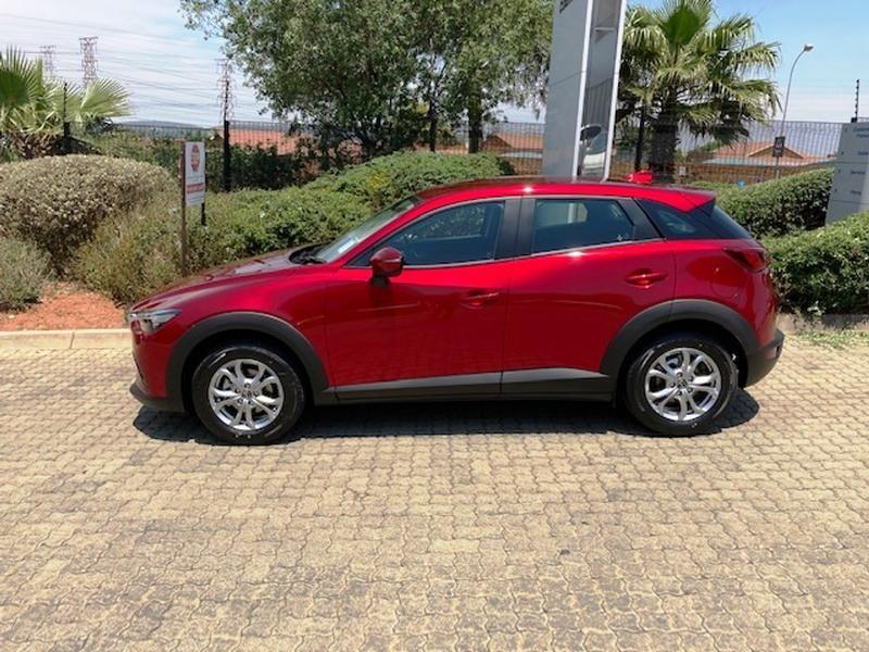 2021 Mazda CX-3 2.0 Dynamic Auto Gauteng Johannesburg_0