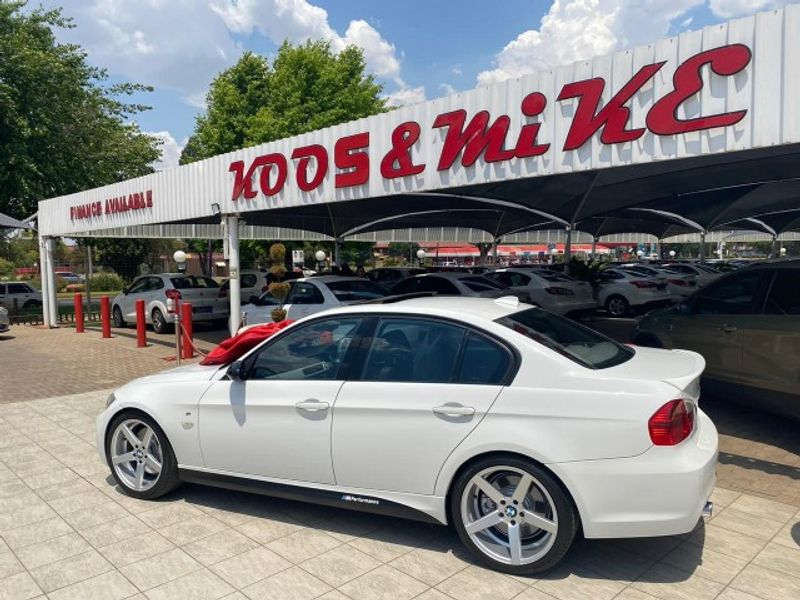 2007 BMW 3 Series 335i Sport e90  Gauteng Vanderbijlpark_0
