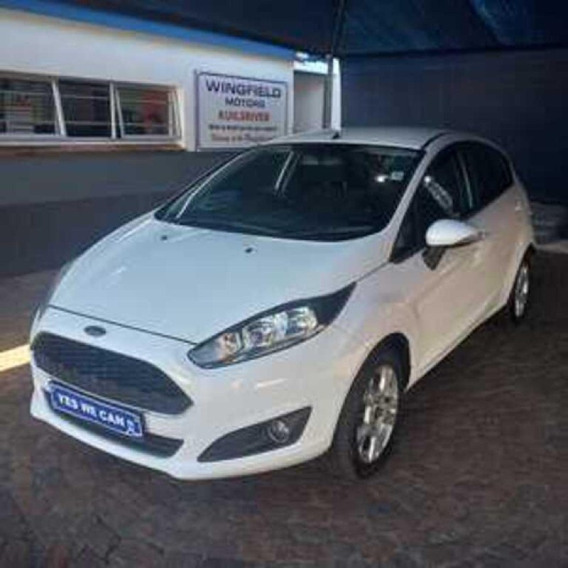 2018 Ford Fiesta 1.5 TDCi Trend 5-dr Western Cape Kuils River_0