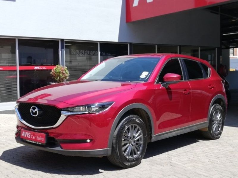 2019 Mazda CX-5 2.0 Active Auto Gauteng Pretoria_0