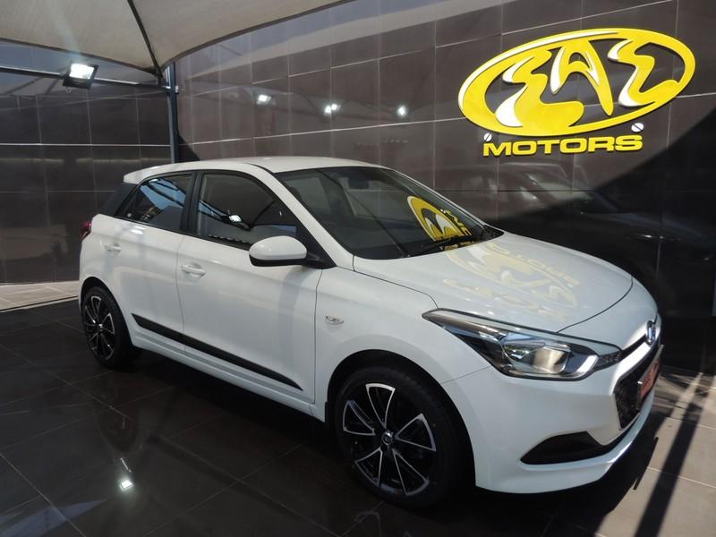 2016 Hyundai i20 1.2 Motion Gauteng Vereeniging_0