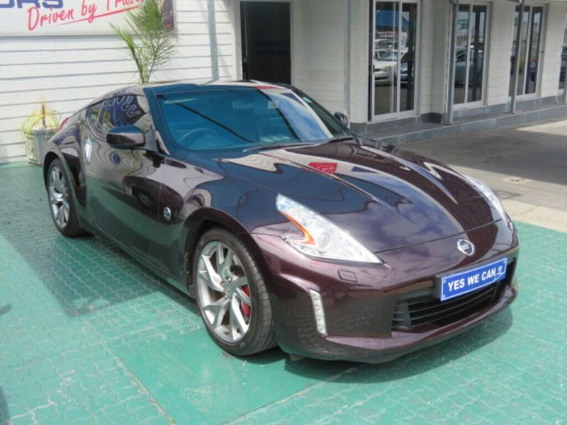 2013 Nissan 370z Coupe  Western Cape Cape Town_0