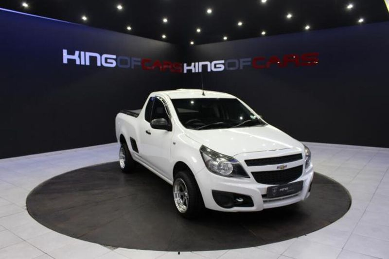2016 Chevrolet Corsa Utility 1.4 Ac Pu Sc  Gauteng Boksburg_0