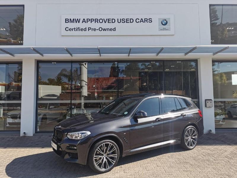 2020 BMW X3 xDRIVE 30d M Sport G01 Gauteng Johannesburg_0
