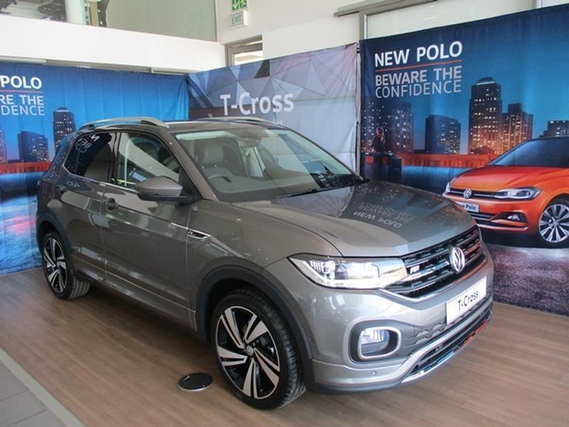 2020 Volkswagen T-Cross 1.0 TSI Highline DSG North West Province Rustenburg_0