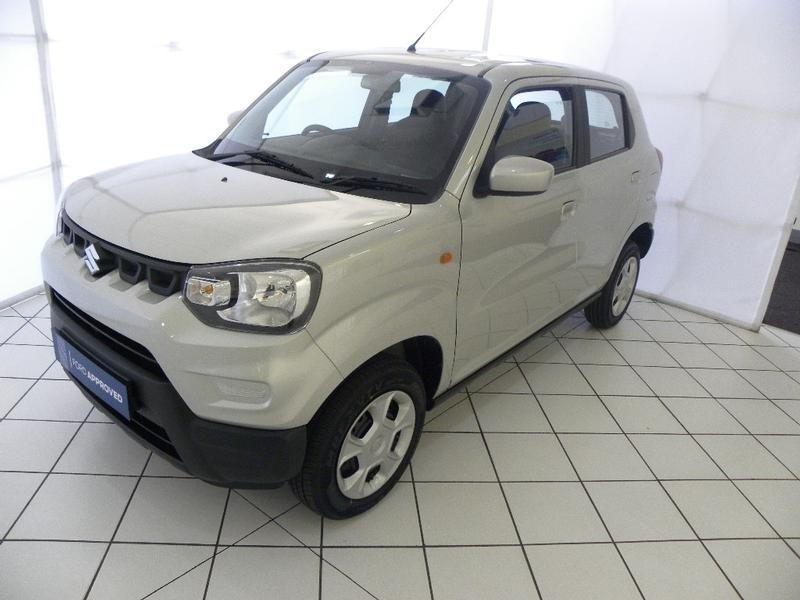 2020 Suzuki S-Presso 1.0 GL Gauteng Springs_0