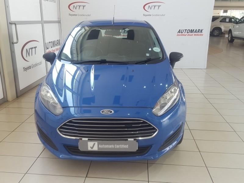 2013 Ford Fiesta 1.4 Ambiente 5-Door Limpopo Groblersdal_0