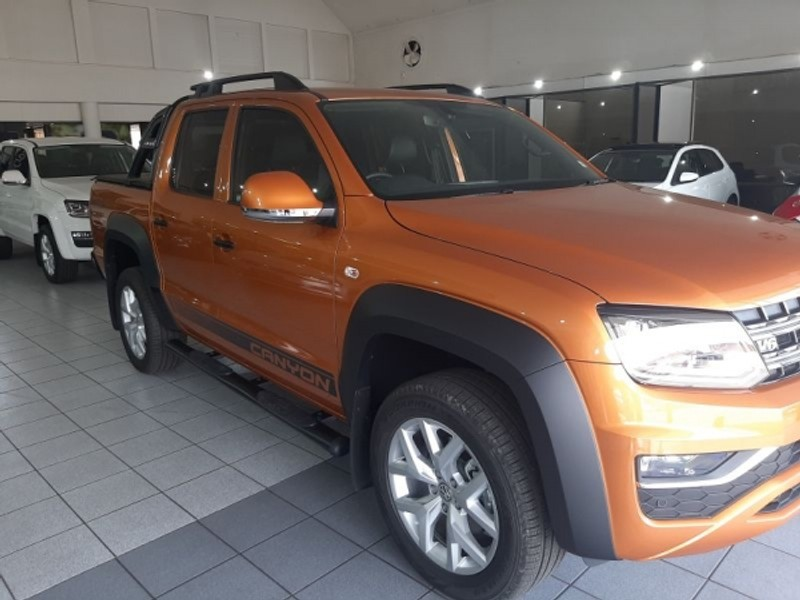 2020 Volkswagen Amarok Canyon 3.0TDi 4MOT Auto Double Cab Bakkie North West Province Potchefstroom_0