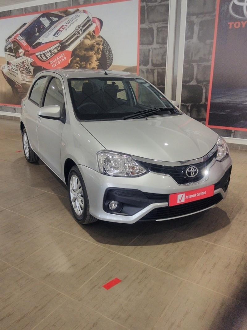 2020 Toyota Etios 1.5 Xs 5dr  Limpopo Mokopane_0