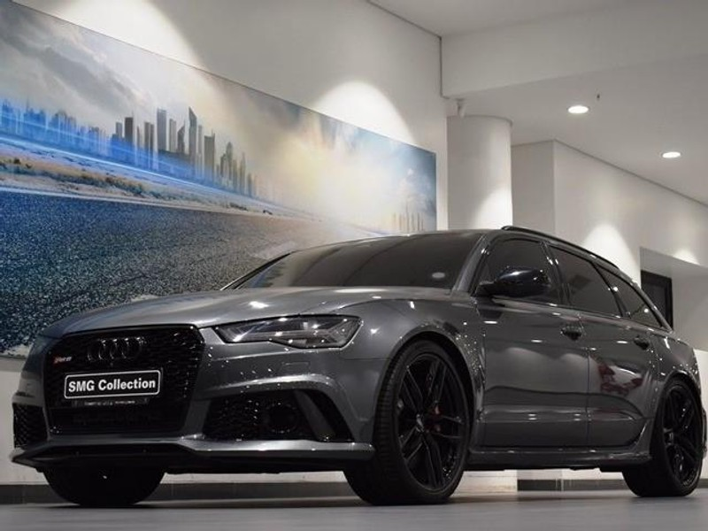 2016 Audi RS6 Quattro Avant Kwazulu Natal Umhlanga Rocks_0