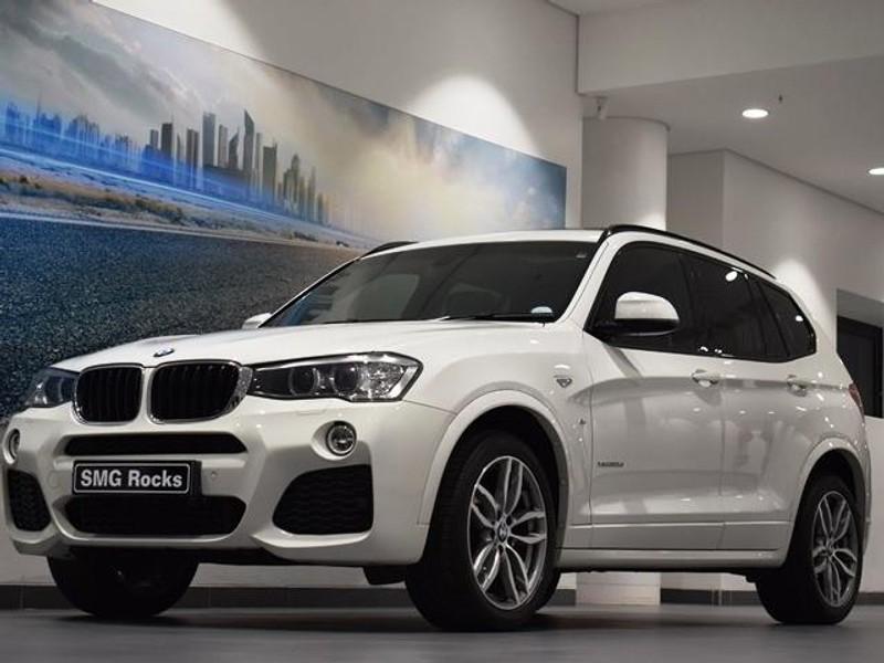 2017 BMW X3 2.0d  Kwazulu Natal Umhlanga Rocks_0
