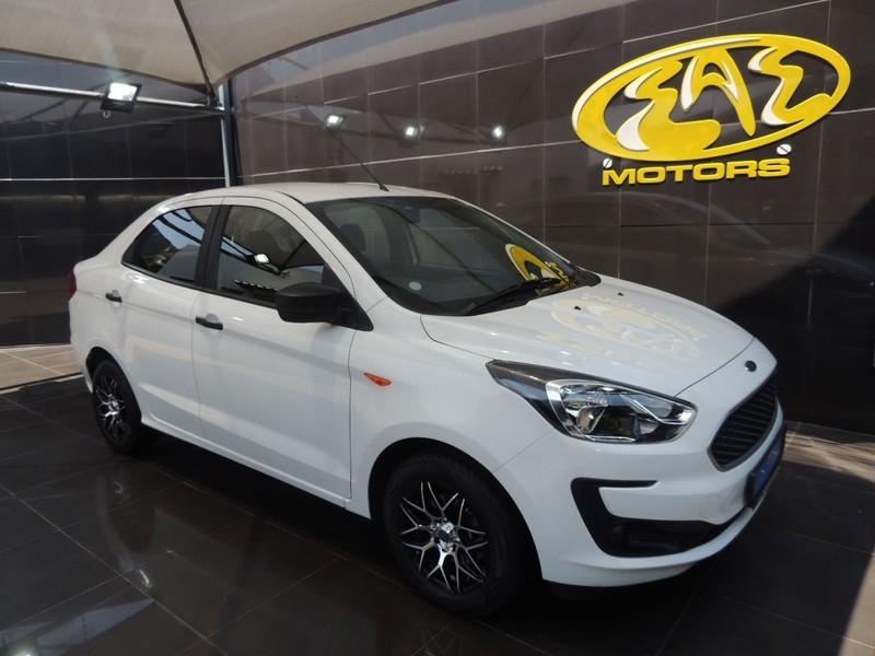 2018 Ford Figo 1.5 Ambiente Gauteng Vereeniging_0