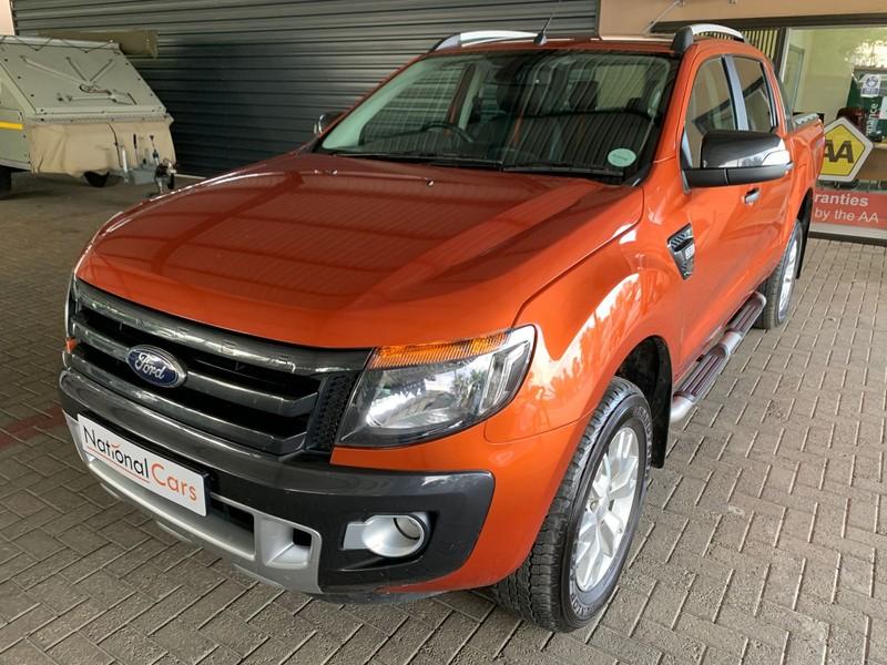 2013 Ford Ranger 3.2TDCi Wildtrak Auto Double cab bakkie Mpumalanga Secunda_0