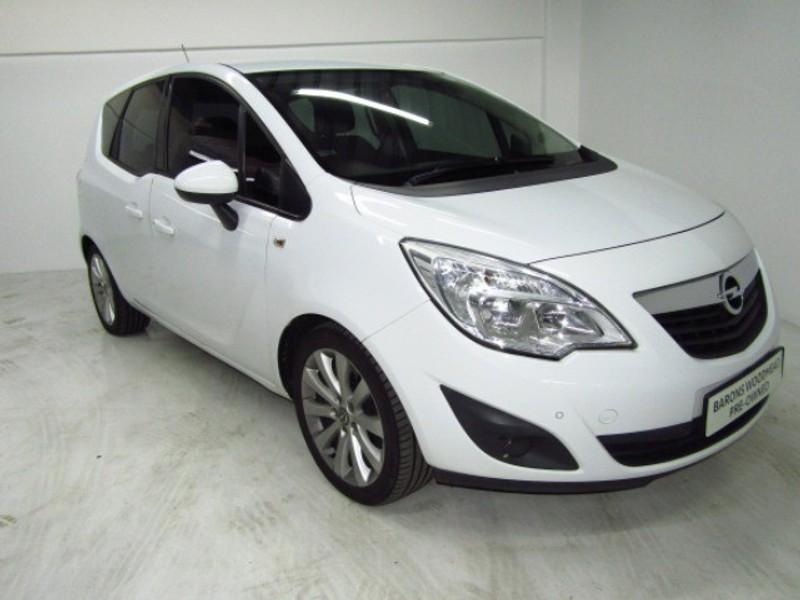 2012 Opel Meriva 1.4t Enjoy  Gauteng Sandton_0