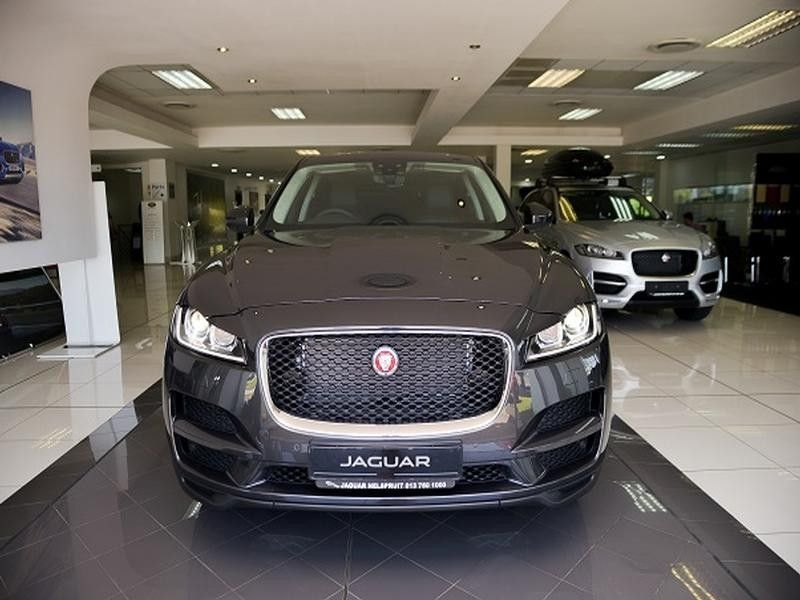 2020 Jaguar F-Pace 2.0 i4D AWD Pure Mpumalanga Nelspruit_0