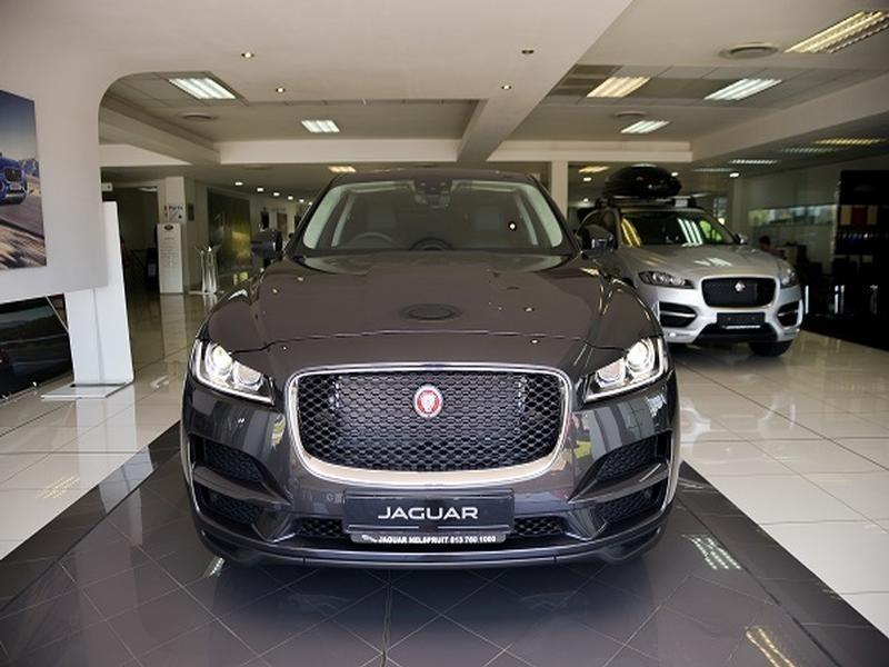 2021 Jaguar F-Pace 2.0 i4D AWD Pure Mpumalanga Nelspruit_0